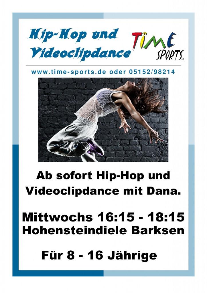 Hip-Hop und Videoclipdance